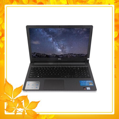 (RẺ VÔ ĐỐI) Laptop Dell Inspiron N5559 I5-6200- M5I5452W (Bạc) Core i5 – Tặng kèm túi NB Dell - 13827061 , 2247853097 , 322_2247853097 , 18750000 , RE-VO-DOI-Laptop-Dell-Inspiron-N5559-I5-6200-M5I5452W-Bac-Core-i5-Tang-kem-tui-NB-Dell-322_2247853097 , shopee.vn , (RẺ VÔ ĐỐI) Laptop Dell Inspiron N5559 I5-6200- M5I5452W (Bạc) Core i5 – Tặng kèm