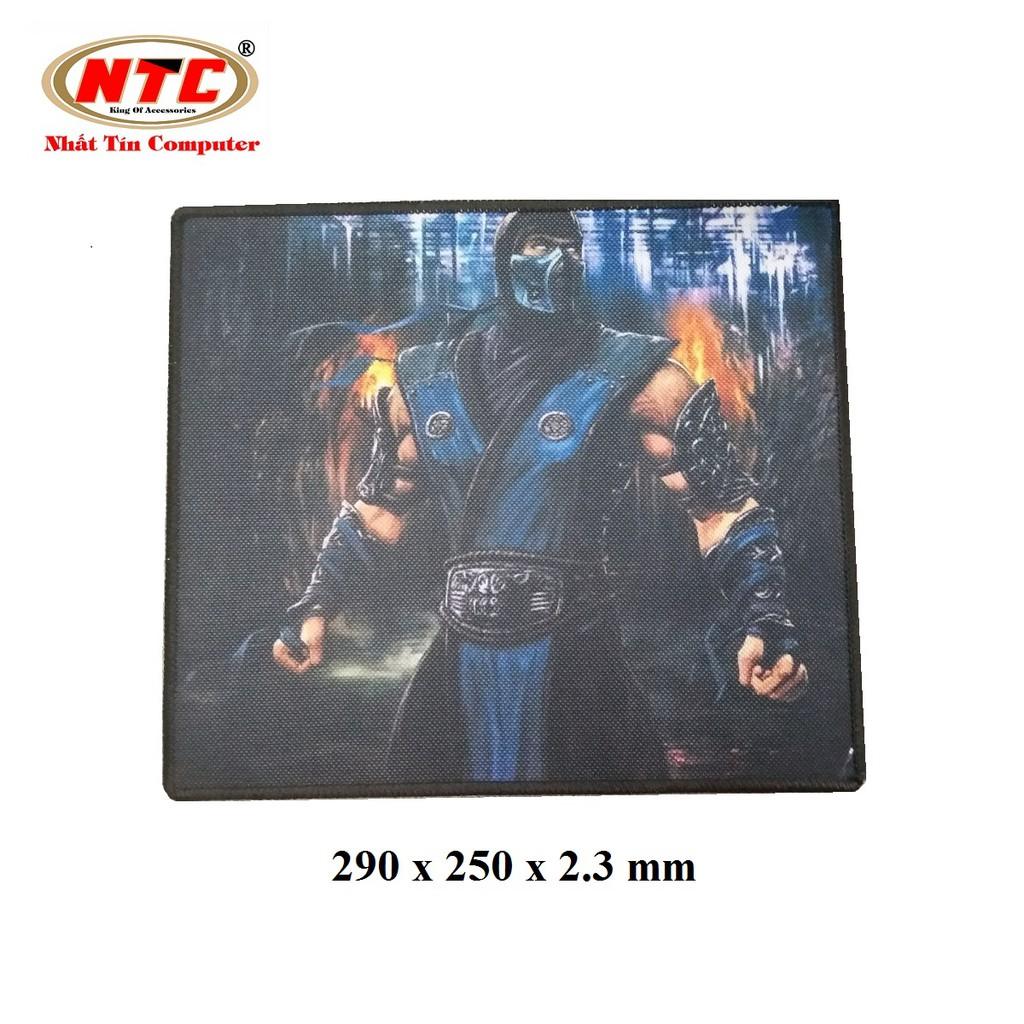 Miếng lót chuột chơi game NTC G1 size 290x250x2.3mm - Loại Mousepad Speed (Hình ngẫu nhiên)