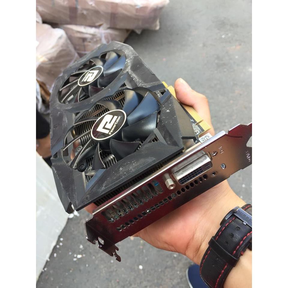 [Mã ELCL05 giảm 5% đơn 500K] VGA RX580 8GB (POWERCOLOR)