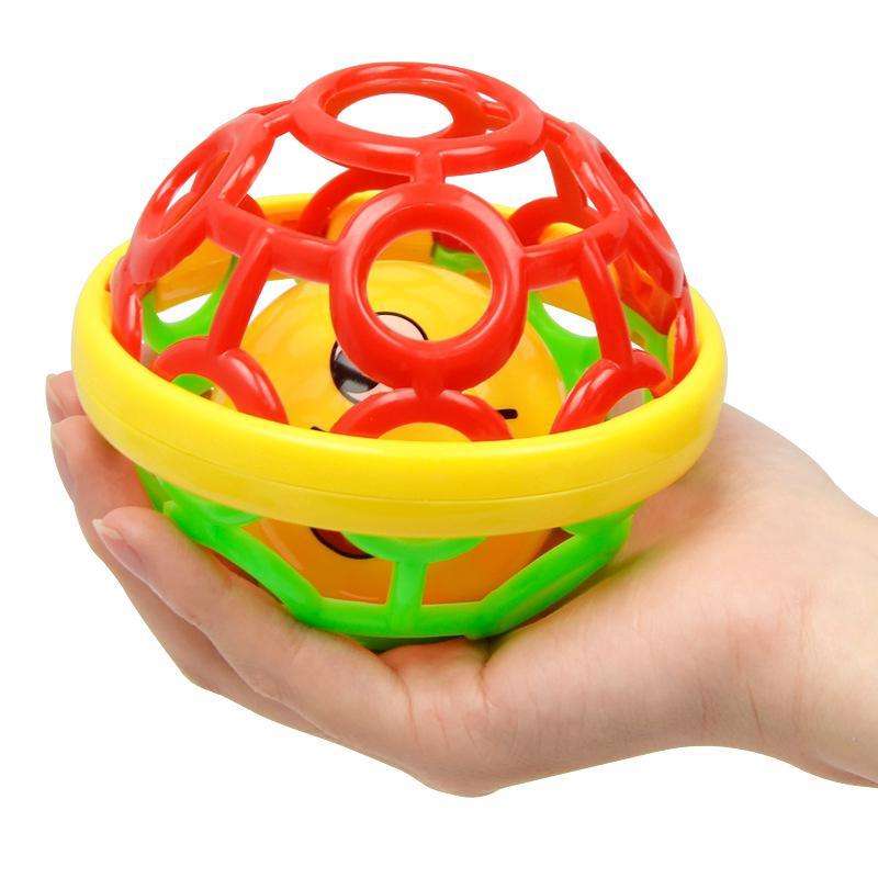 Baby toys, soft glue, fitness balls, clam hands