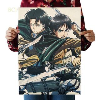 Poster Phim Hoạt Hình Attack On Titan thumbnail