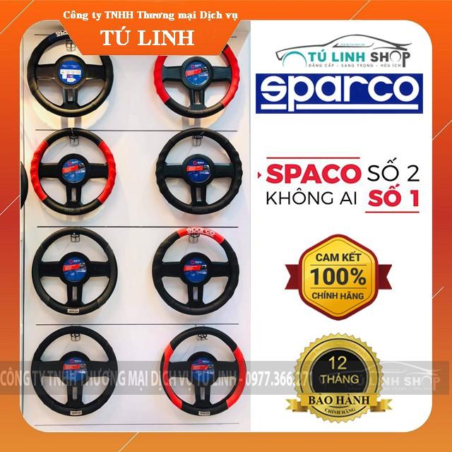 Bọc vô lăng chính hãng SPARCO Italia - Full mẫu và màu sắc