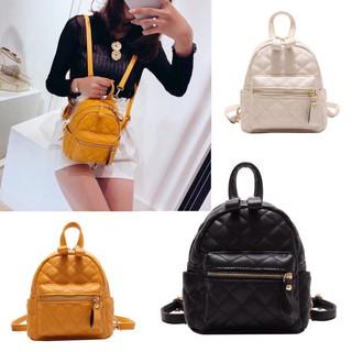 Balo nữ thời trang Ô Trám , balo mini nữ Hàn Quốc - Balo Da Nữ Thời Trang, Balo mini - Balo Nữ Đẹp giá rẻ thumbnail