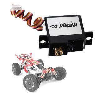 YOUN* Racing Metal Gear Servo for Wltoys 144001 1/14 RC Car Spare Parts