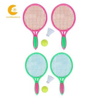 Beach Children'S Outdoor Sports Tennis Racket With Badminton Green