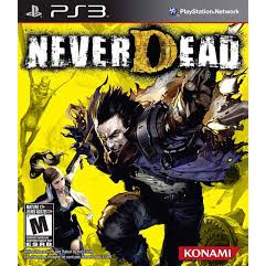 Game NeverDead Ps3