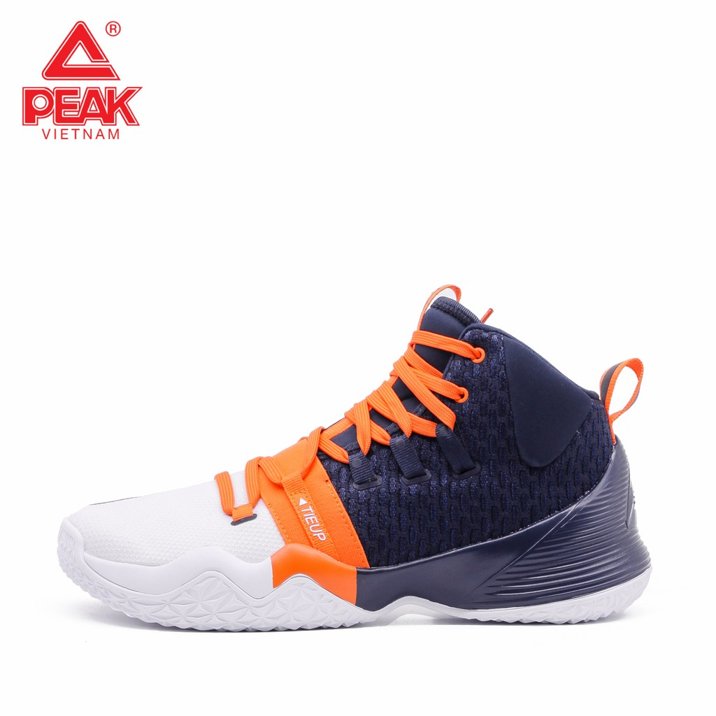 Giày bóng rổ PEAK Basketball Streetball Master 3 Tie-Up E01211A