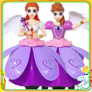 { Chuẩn giá } GD1825 Công chúa xoay 360 độ (sản phẩm hot)