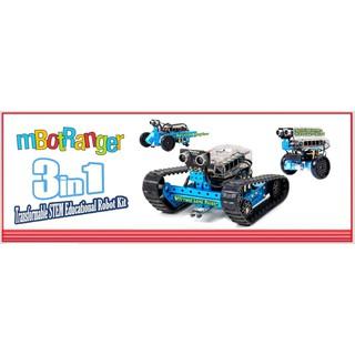 Robot mBot Ranger – Công cụ hỗ trợ học STEM