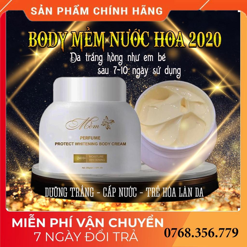 Kem Body Mềm Nước Hoa 2020 Acosmetics-Kem Dưỡng Trắng Da Toàn Thân Cao Cấp ⭐ 250gram