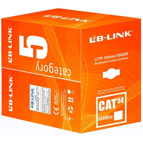 Dây mạng Lblink cat5E Hãng phân phối chính thức
