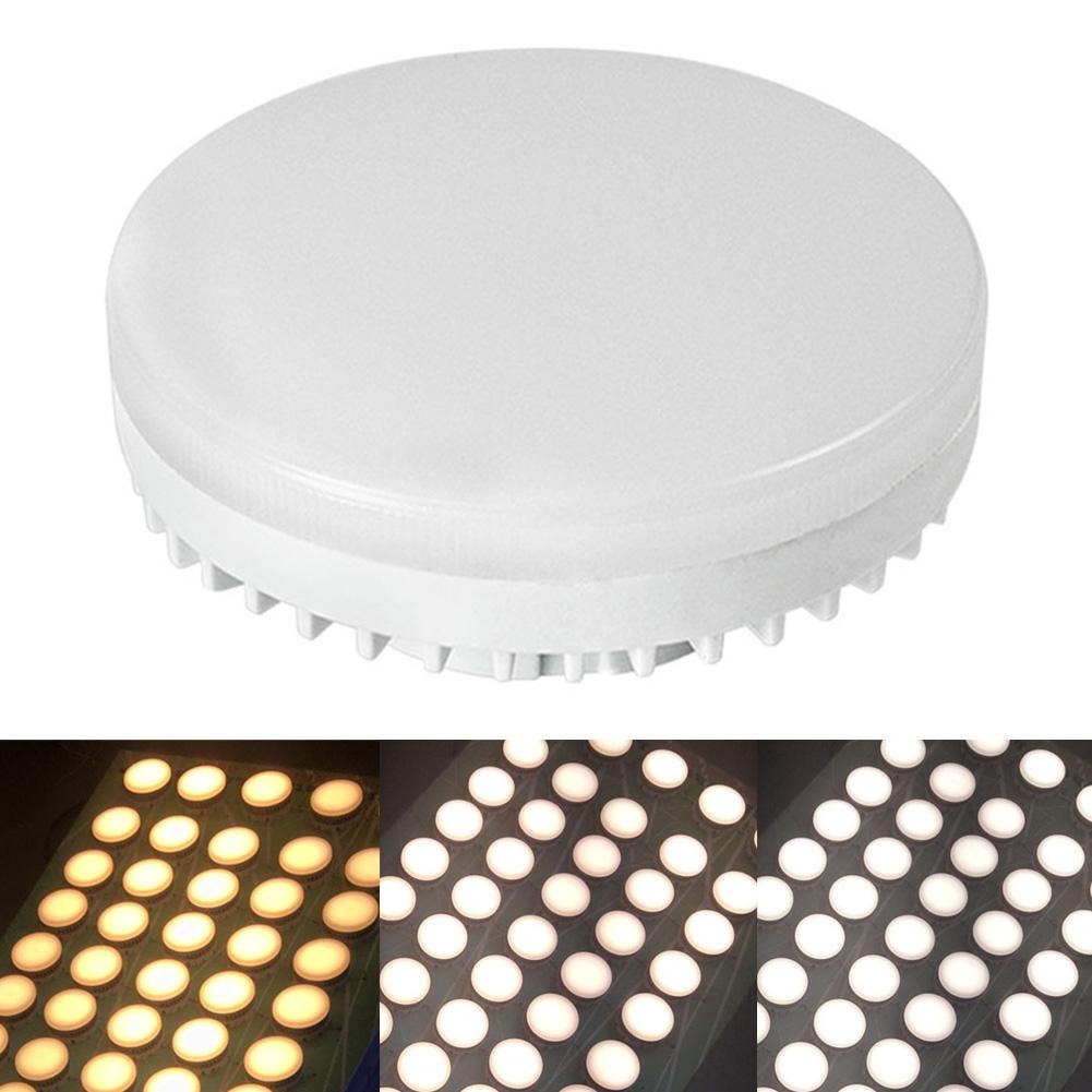 GX53 Indoor Decorative Kitchen Easy Install Bedroom Energy Saving Night Exhibition LED Bulbs Wardrobe Cabinet Light