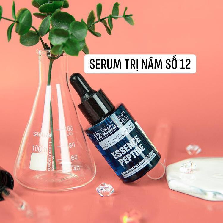 [mẫu mới]Serum tri nám,.tàn .nhang detoxblanc