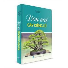 Sách Nông Nghiệp - BonSai cây kiểng