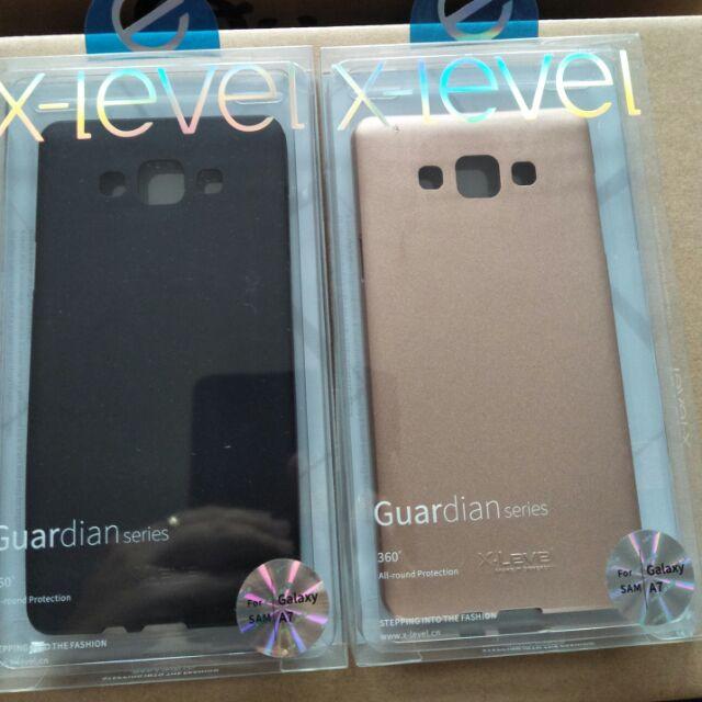 Ốp lưng dẻo màu xlevel cho Samsung A7