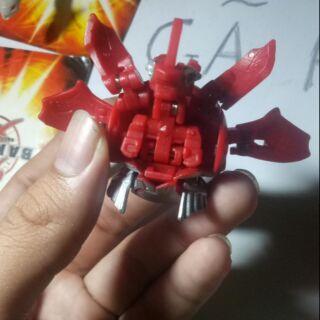 Bakugan mercury dragonoid