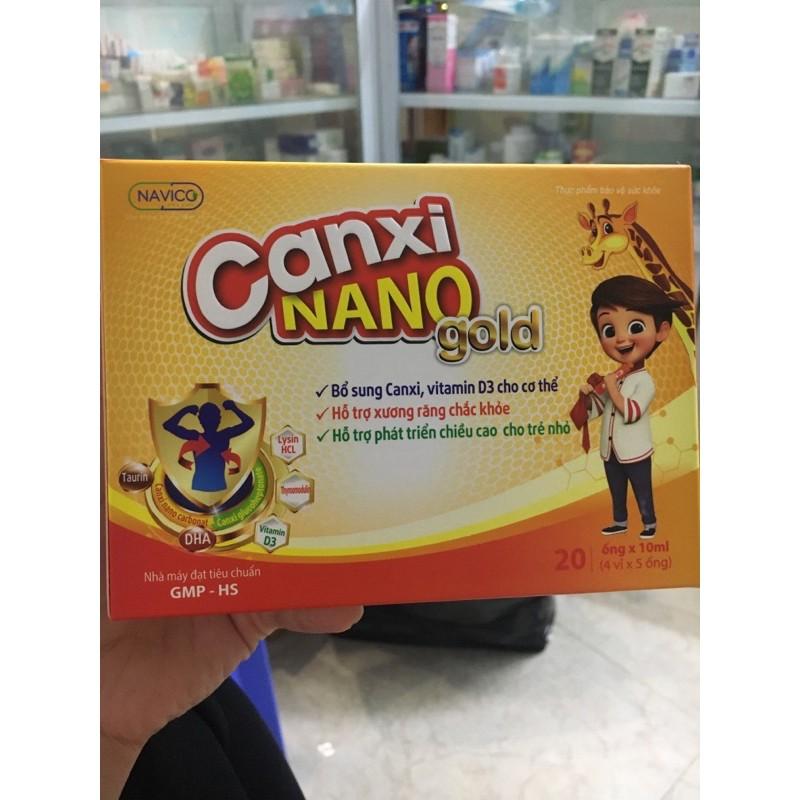 canxi nano gold_ bổ sung canxi