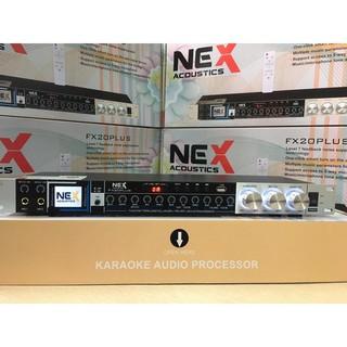 [Mã 159ELSALE hoàn 7% đơn 300K] VANG CƠ NEX FX20 PLUS CÓ BLUETOOTH, ĐIỀU KHIỂN TỪ XA. thumbnail