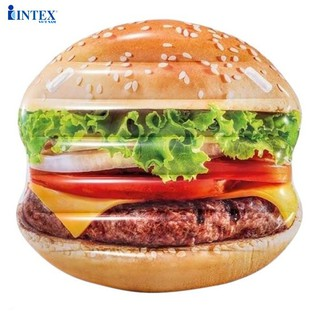 Phao bơi khổng lồ Hamburger INTEX 58780