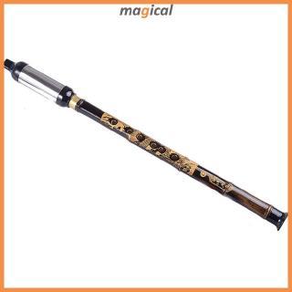 Chinese Ethnic Instrument Bamboo Bawu Pipe BaWu Flute G/F Tone