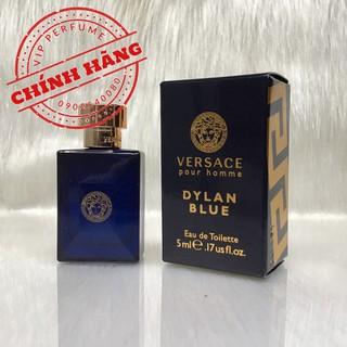 Nước hoa nam chính hãng Versace Dylan Blue Pour Homme ED thumbnail