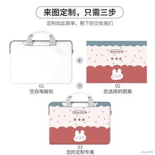 Túi Đựng Laptop 14 Inch Tự Làm Dành Cho Lenovo Matebook 13