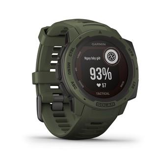 Đồng hồ Garmin Instinct Solar Tactical - Chính Hãng thumbnail