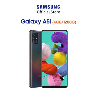 Điện thoại Samsung Galaxy A51 (128GB 6GB)- Hàng chính hãng thumbnail