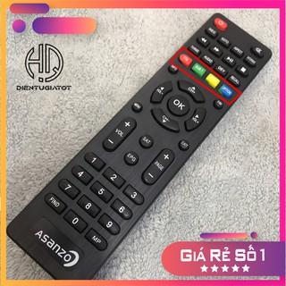 [Mã ELORDER5 giảm 10k đơn 20k] [GIÁ GỐC]-BH 3 Tháng- Remote điều khiển TV Asanzo THƯỜNG