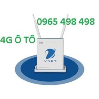 Bộ phát Wi-Fi 4G Ô TÔ – VNPT iGate R4G – 32 NGƯỜI DÙNG
