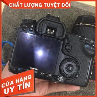 Máy ảnh canon 50D kèm lens EF 80-200