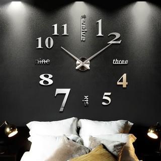 Đồng Hồ Treo Tường ROYAL CLOCK - Dán Tường 3D cao cấp trang trí loại lớn treo phòng khách đẹp