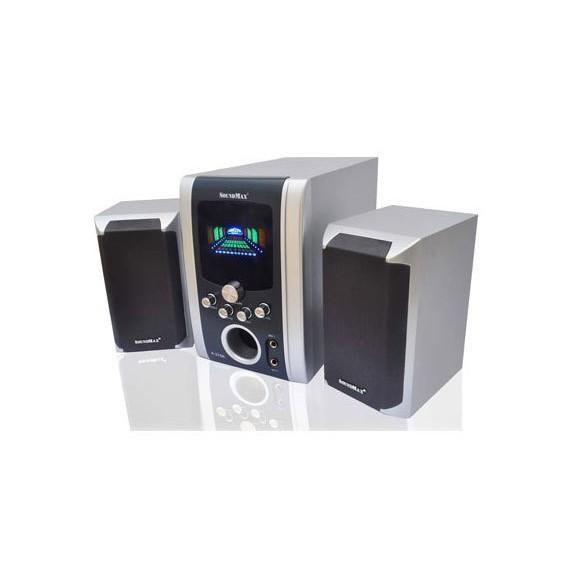 Loa Vi Tính SoundMax A-2700 2.1 60W