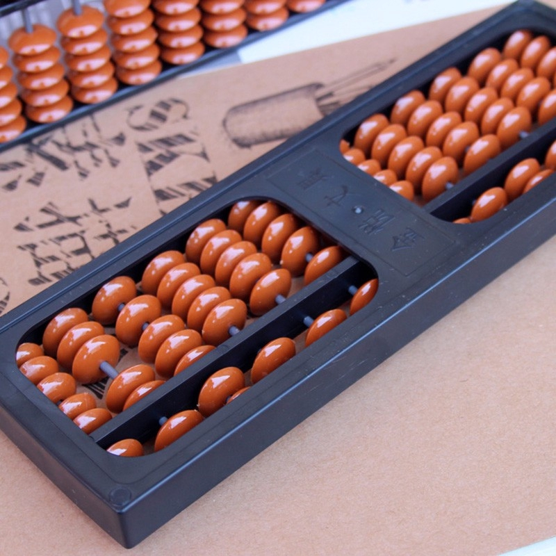 Abacus Arithmetic Kids Math Toys Calculating Tool Early Educational
