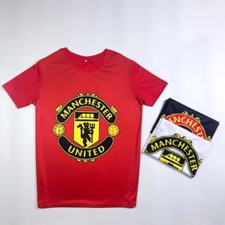 Áo Bóng Đá Lưu Niệm CLB Manchester United