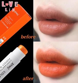 Lovelin Vaseline lipstick lipstick net red temperature change lip balm easy to color moisturizing autumn and winter lipstick lipstick thumbnail