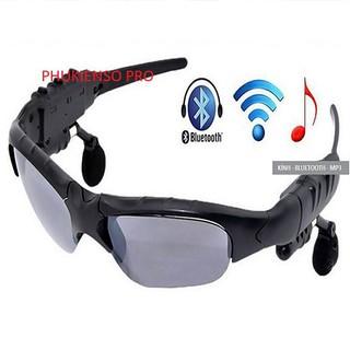 Kính mát kiêm tai nghe Bluetooth Sunglasses