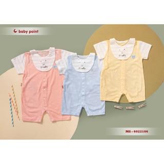 Hàng hè 2020 Bodysuits BabyPoint cho bé size 6m - 3y, dành cho bé từ 6kg đến 15kg, chất cotton mềm mịn