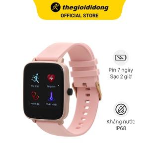 Đồng hồ thông minh BeU B2 Hồng thumbnail