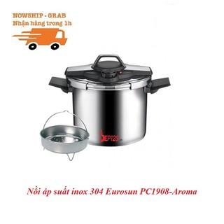 Nồi áp suất điện Eurosun PC1908-Aroma dùng bếp từ cao cấp