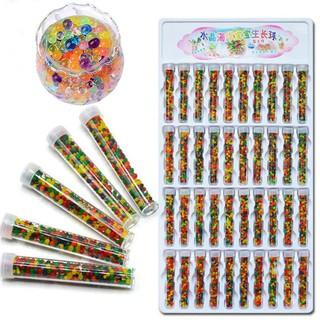 40 Bottle Absorbent Beads SpongeBob Crystal Mud Water-Absorbing Beads JP0600