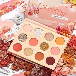 Bảng mắt Colorpop Sweet Talk Palette thumbnail