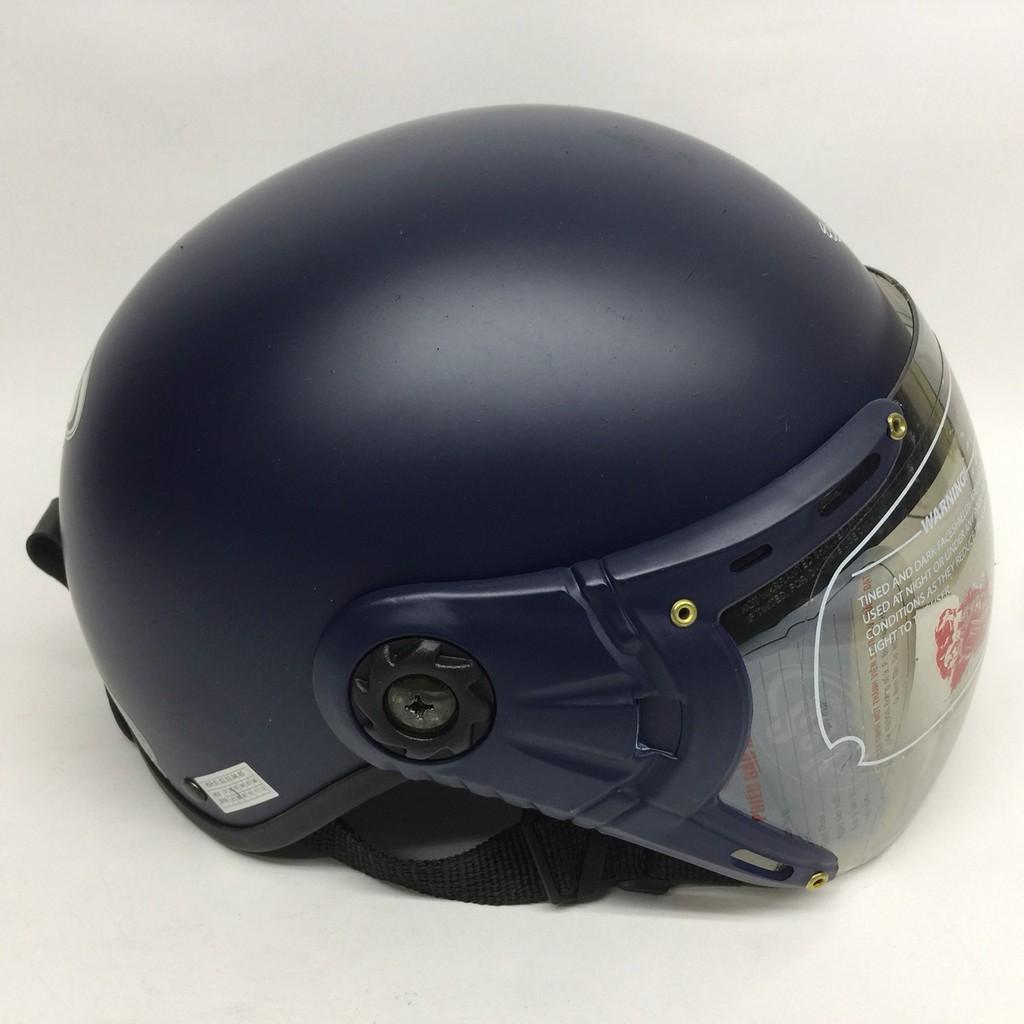 [GIÁ HỦY DIỆT] Xả sốc Mũ bảo hiểm V&S kính xanh nhám