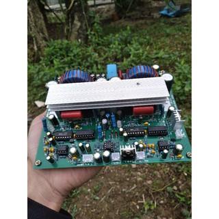 mạch khuếch đại class d 2000w×2 kênh