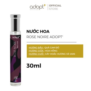 Nước Hoa Rose Noire Adopt For Women EDP 30ml thumbnail