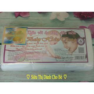 Sỉ – Khăn vải khô đa năng Baby Hiền Trang