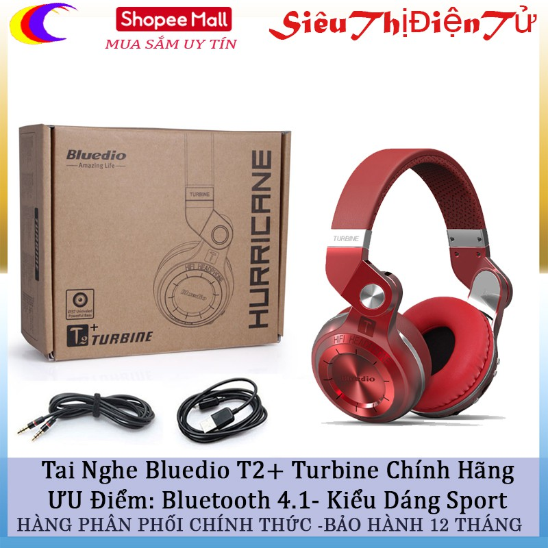 TAI NGHE BLUETOOTH BLUEDIO T2+ Hàng Chuẩn HỖ TRỢ THẺ NHỚ, FM - 2970848 , 1309437868 , 322_1309437868 , 590000 , TAI-NGHE-BLUETOOTH-BLUEDIO-T2-Hang-Chuan-HO-TRO-THE-NHO-FM-322_1309437868 , shopee.vn , TAI NGHE BLUETOOTH BLUEDIO T2+ Hàng Chuẩn HỖ TRỢ THẺ NHỚ, FM
