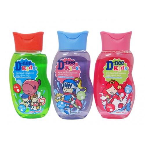 Sữa tắm gội Dnee Kids 200ml cho bé trên 1 tuổi