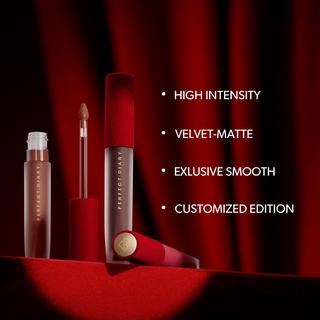 Hình ảnh Son Kem Lì Perfect Diary Glamour Select Velvet Liquid Lipstick( Red Velvet Edition) 3g-3