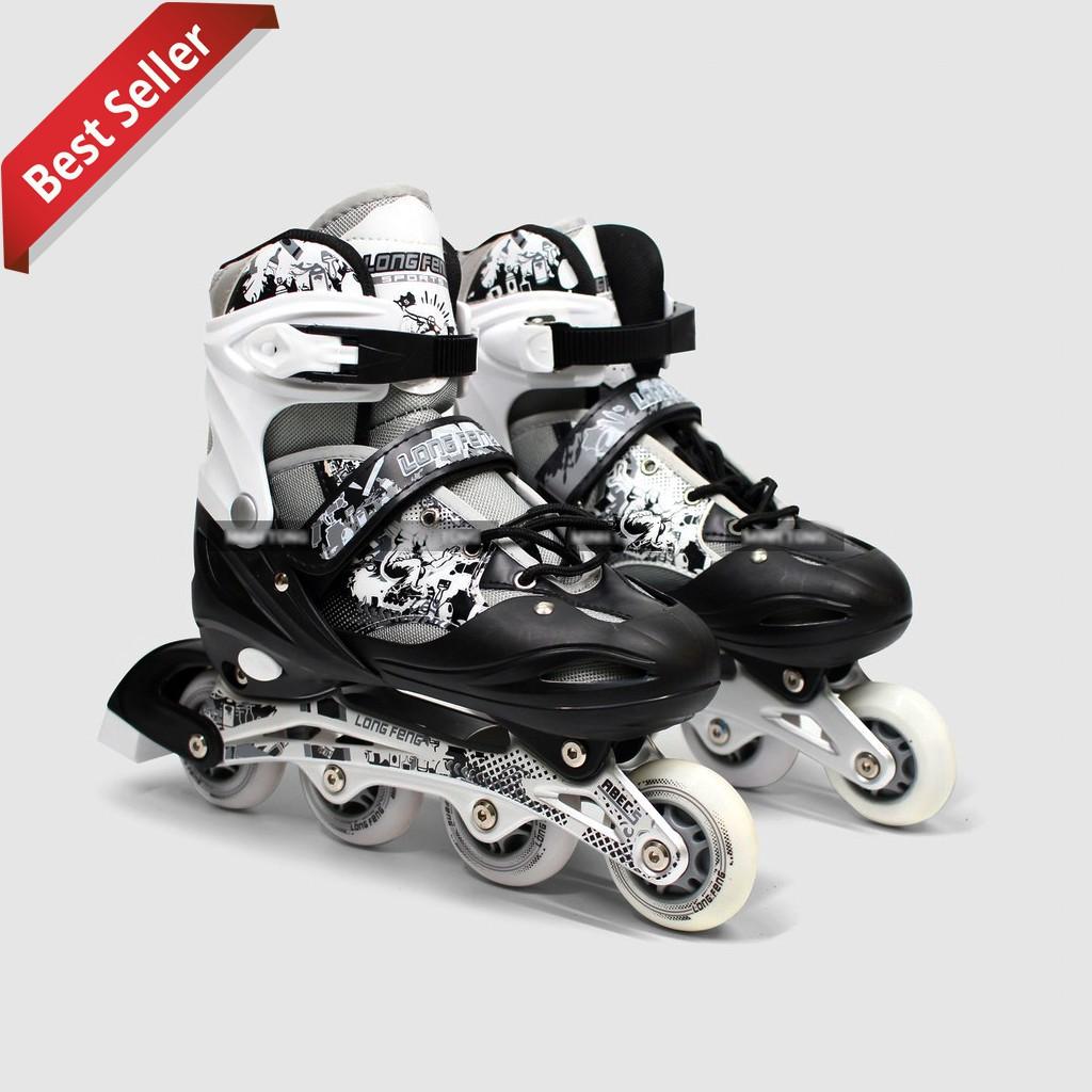 Giày Trượt Patin Long Feng - Meadin cho trẻ em và người lớn